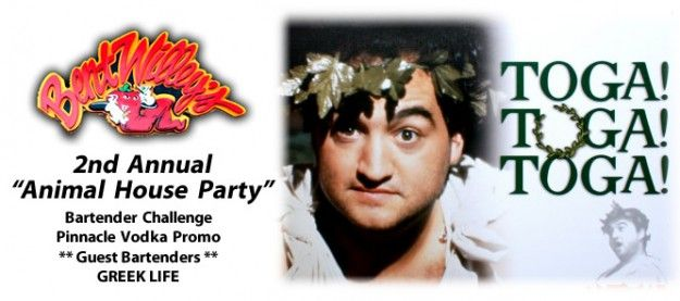 Animal House Party Scene 17 Best images ...