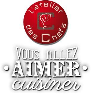 Découvrez le nouveau site internet de L'atelier des Chefs !! Un nouveau design, plus modulable ...