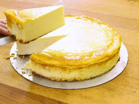 Blitz-Käsekuchen ohne Backmischung