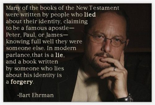 I really like Bart Ehrman. If you are interested in the Bible, he is the person to listen to. His Misquoting Jesus speech at Stanford is awesome.  http://www.youtube.com/watch?v=P0zWbL8Uqfw=watch_response