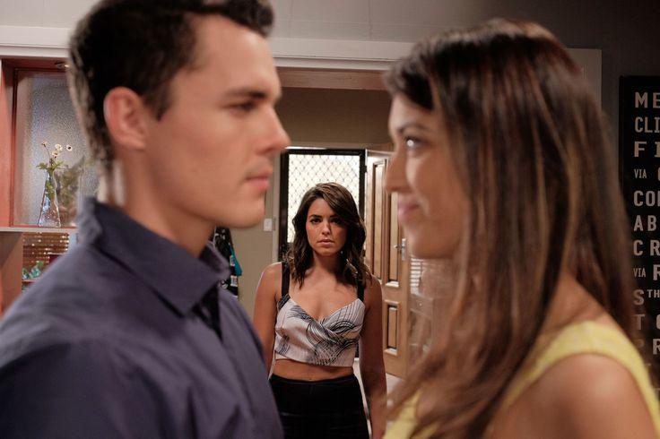 Neighbours spoilers: Paige Smith is devastated when John Doe kisses newcomer Mandy  - DigitalSpy.com
