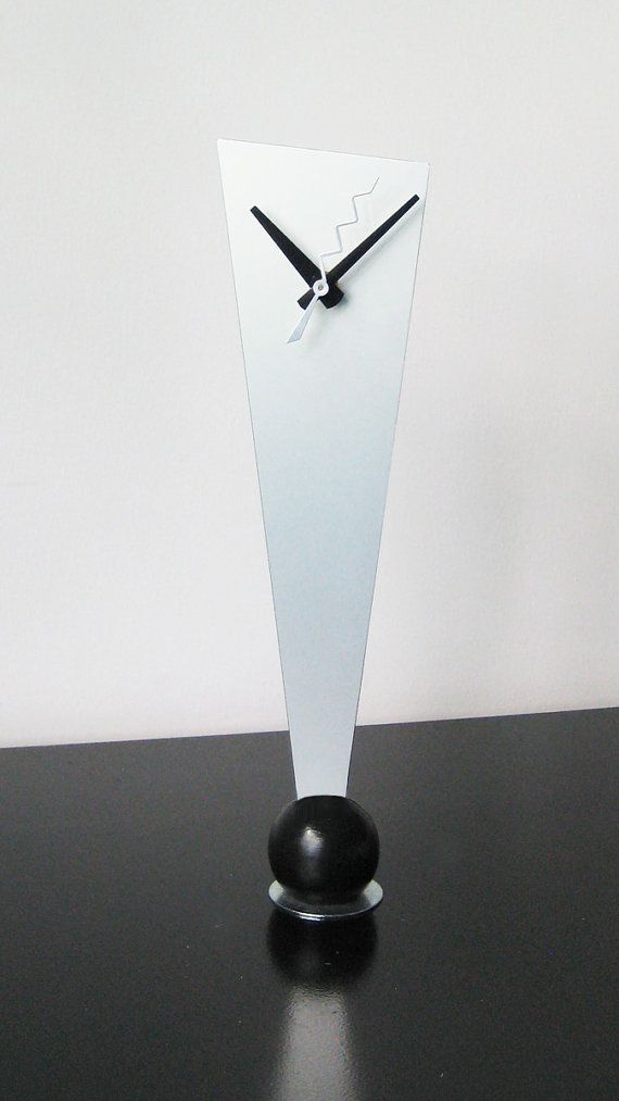 Exclamation Clock