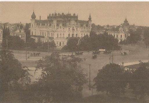 Piata Victoriei - Palatul Sturdza