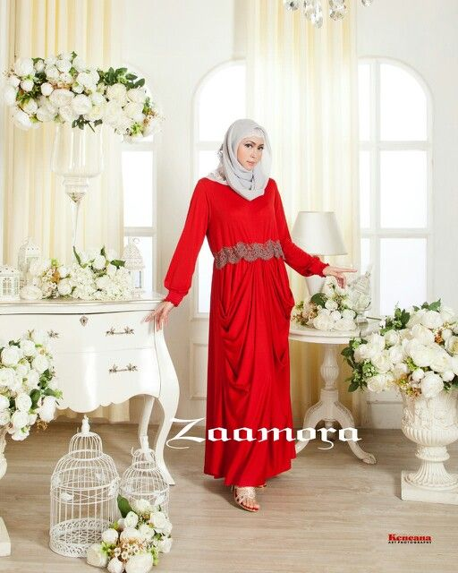 23 best Muslim Dress images on Pinterest | Dress muslimah, Muslim ...