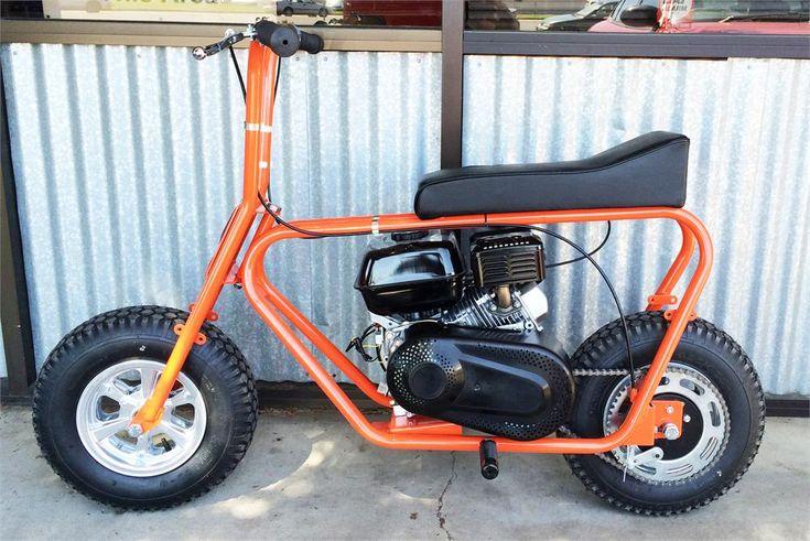 Bonanza 215 Mini Bike kit