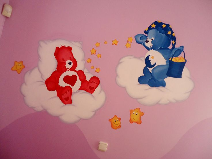 wall paintings from my niece's room