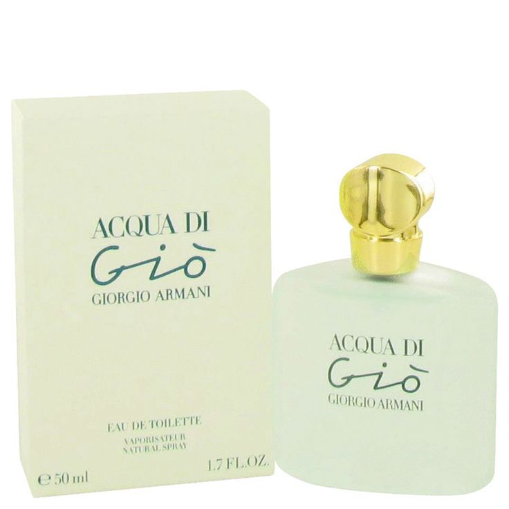 Acqua Di Gio Perfume By Giorgio Armani For Women
