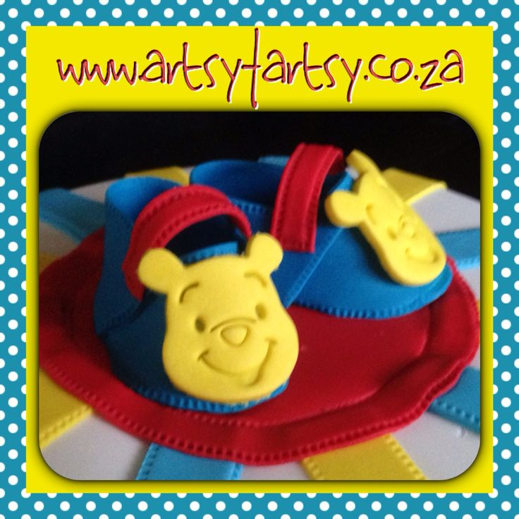 Winnie the Pooh Sugar Baby Booties  #winniethepoohbabybooties