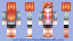 red head minecraft skin outfit - Google Search  sc 1 st  Pinterest & 33 best Minecraft Skins images on Pinterest | Minecraft skins ...