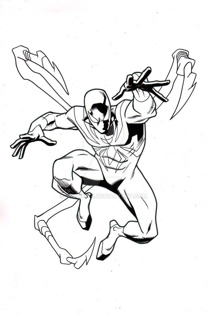 Uncategorized Ultimate Spider Man Coloring Pages 9 best ultimate spider man images on pinterest episode by brohawk