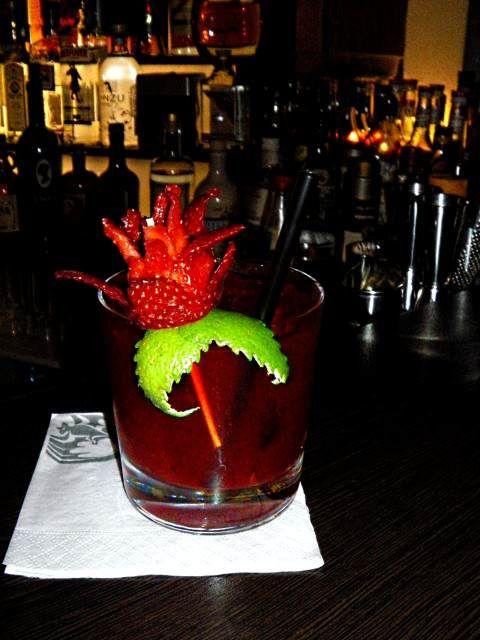 Scarlet - Der Cocktail der Herzen
