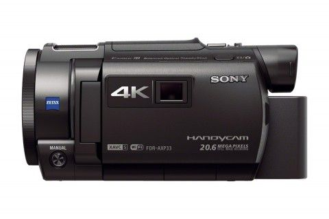 Бахъиро  Sony FDR-AXP33