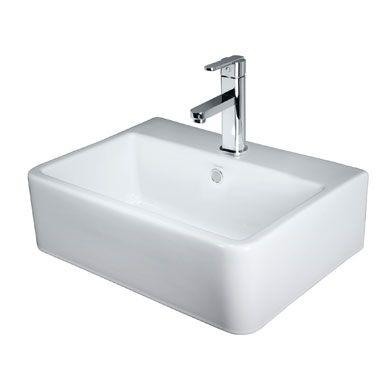 Caroma | Cubus Utility Wall Basin | Wash Basins | Share Design | Home, Interior Design, Architecture, Design Ideas & Design Inspiration Blog