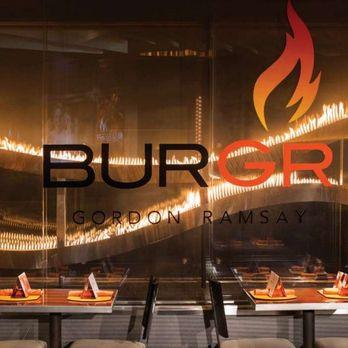 Gordon Ramsay BurGR - The Strip - Las Vegas, NV