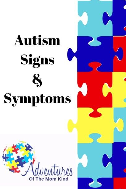 Signs an Symptoms of Autism in Children