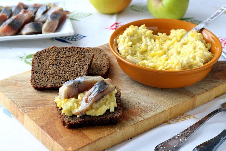 Шведская закуска к чёрному хлебу - На этой кухне многие ели. Некоторые до сих пор живы