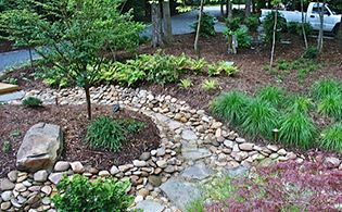 Landscape Drainage Solutions Stanfield NC - Yard Draining Charlotte NC…