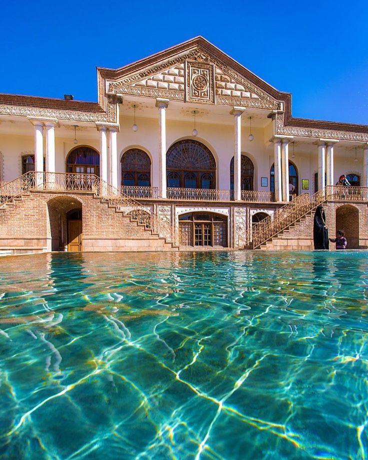 The Qajar Museum of Tabriz, Iran
