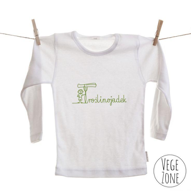 Plant-eater (for a boy) http://vegezone.pl/29-body