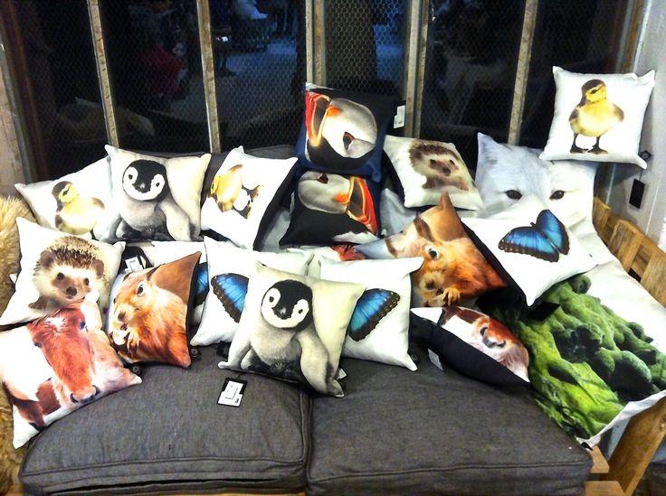 new sofa range By nord cushions at LAMAISONPERNOISE.COM