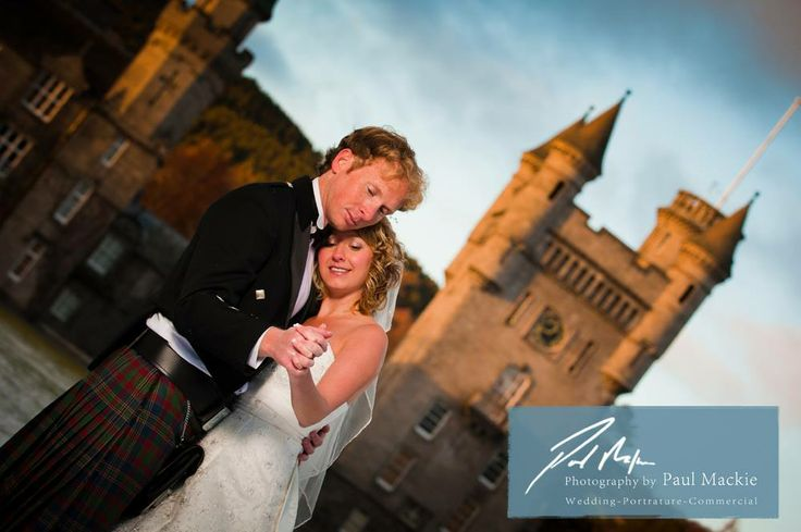 Gorgeous Aberdeen Winter Wedding