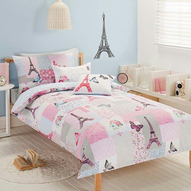107 Best Paris Decor Bedroom Images On Pinterest