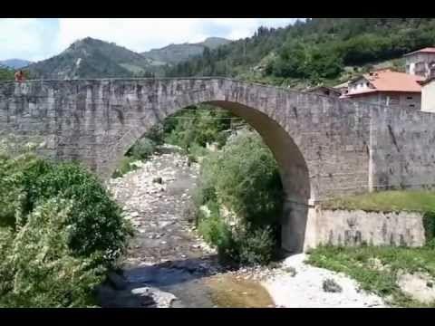 Ponte d'Arli - Paggese - Castel di Luco