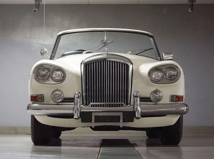 1964 Bentley S3 Continental Drophead Coupé by Mulliner Park Ward