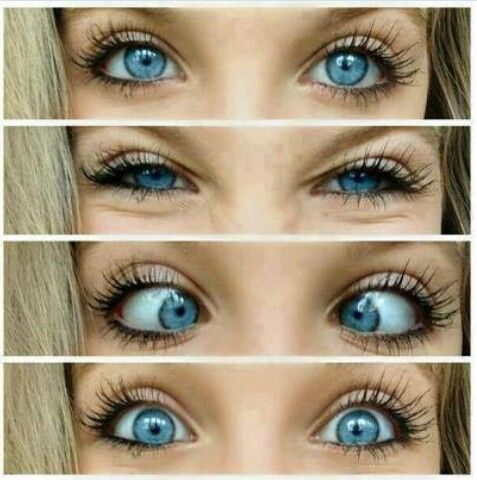 Beautiful blue eyes   Hair and Beauty   Pinterest   Blue ...