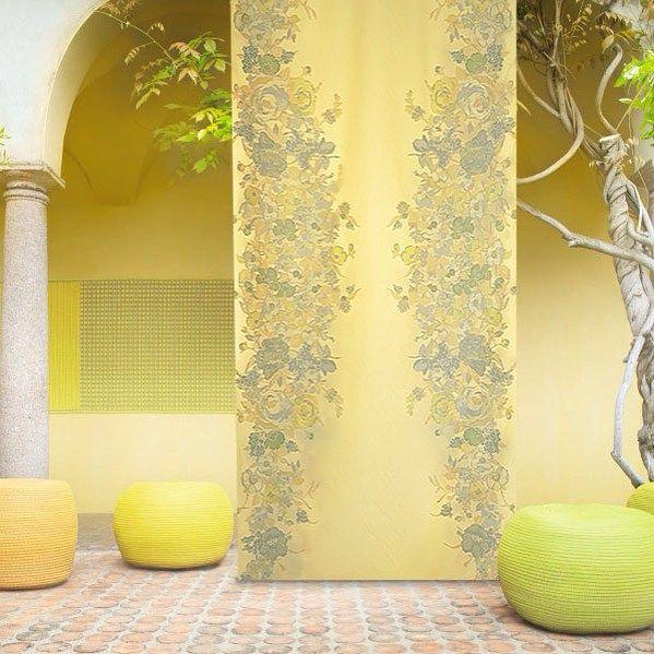 Rossodisera#amazingcolors#castellodelbarro#curtains#homedecoration#