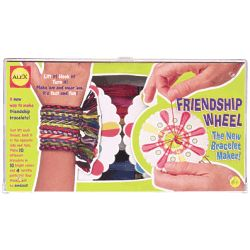Alex Friendship Wheel Bracelet Making Kit $19.95 at Mastermind (ages7+)