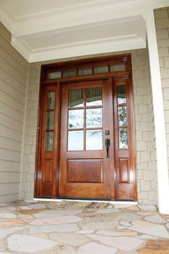 colonial front doors | Colonial Front Door Design Ideas, Pictures, Remodel, ... | For the Ho ...