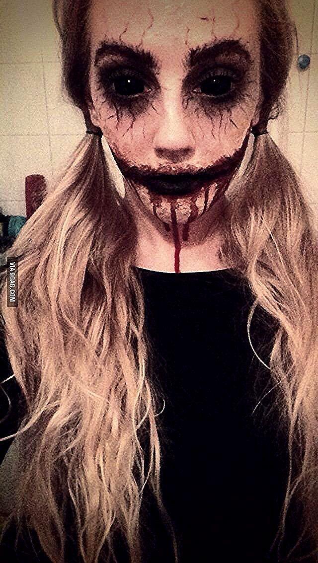 Halloween is closing in in 2020 Cute halloween makeup