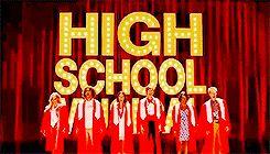"felicittysmoake: """" High School Musical Who says we have to let it go? It's the best part we've ever known Step into the future, we'll hold on to High School Musical Let's celebrate where we come..."