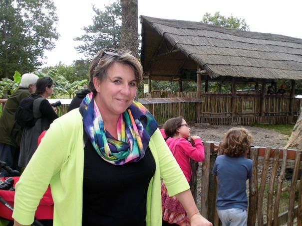 Sylvie Champion, safari au coeur d'une réserve animalière - Regards - Visiter et profiter - Berry Province