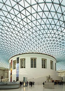 British Museum is one of the most interesting museums I have ever been in.