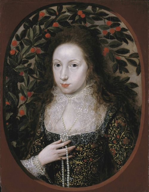 "Robert Peake ""Lady Anne Pope"" (1615)"
