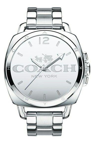 Coach watch women - Macy's
