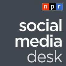 """This is VERY cool! It's the first post of a new 'social sandbox series', """"Socially Speaking,"""" where we talk to NPR reporters talk about their experiments in the social space. http://socialmediadesk.tumblr.com/post/98250506811/this-is-the-first-post-of-a-new-social-sandbox"""