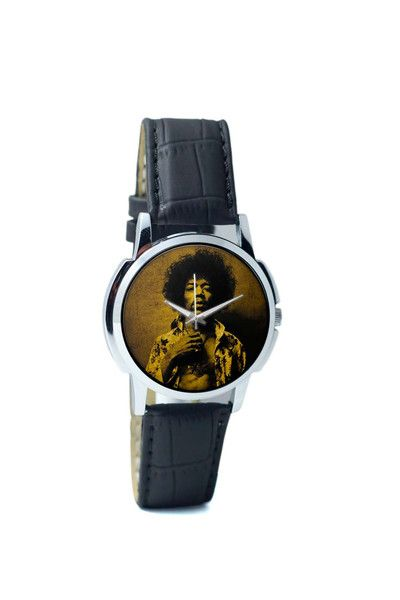 Wrist Watches India   Jimi Hendrix Vintage Hue Wrist Watch Online India.