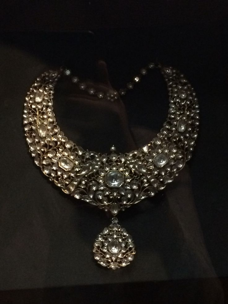 Rajput Jewellery from the National History Museum New Delhi
