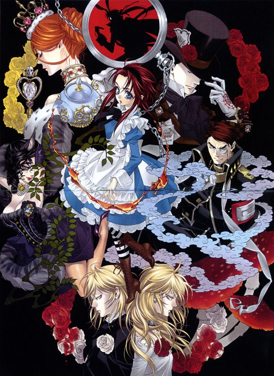 Alice In Wonderland | Trinity Blood