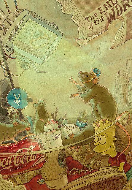 Natalie Ratkovski: End of the World | Flickr - Fotosharing!