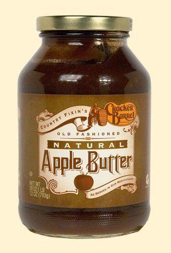 Cracker Barrel's Apple Butter <3