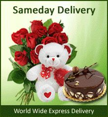 Same Day Gifts Delivery to India