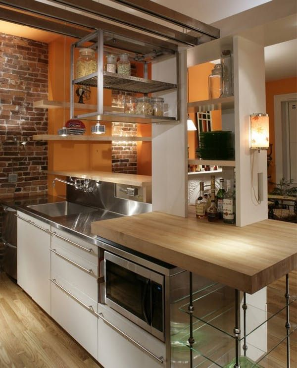 30 Amazing Apartments With Brick Walls: 25+ Best Ideas About Exposed Brick Apartment On Pinterest