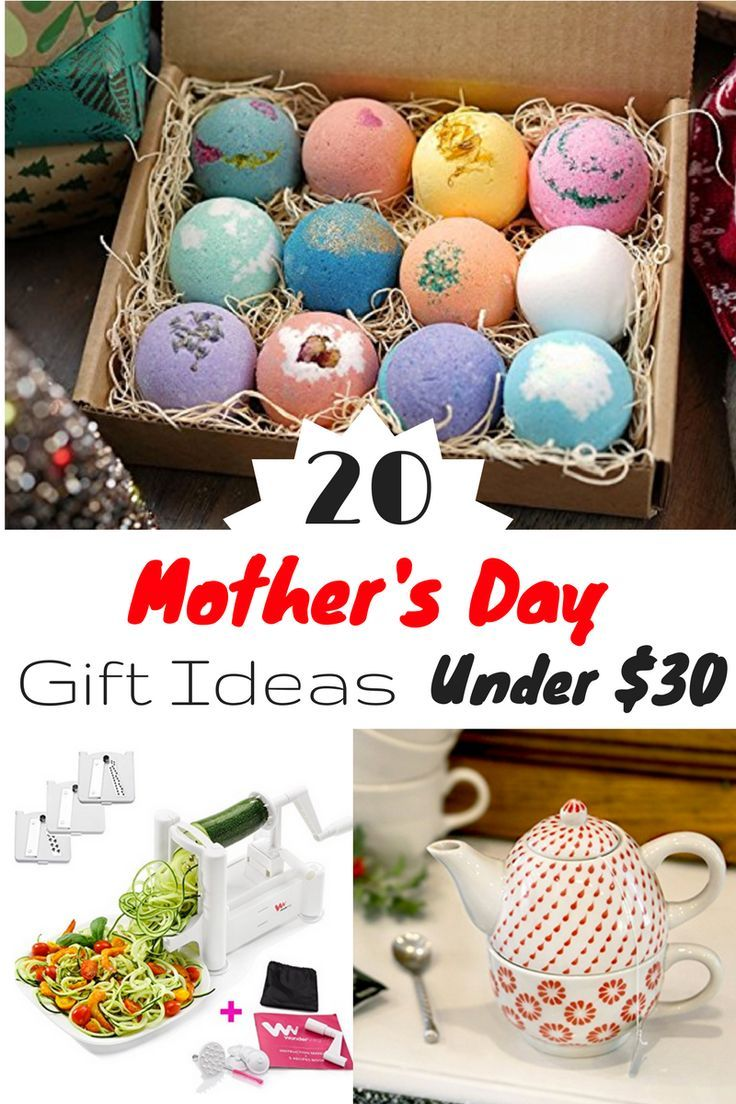 94 best mothers day images on pinterest mothers day gifts and top 20 mothers day gift ideas under 30 these mom day gifts will brighten any moms negle Image collections