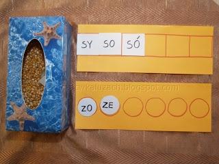 Skacząc w kałużach: nauka czytania; metoda symultaniczno-sekwencyjna; metoda krakowska