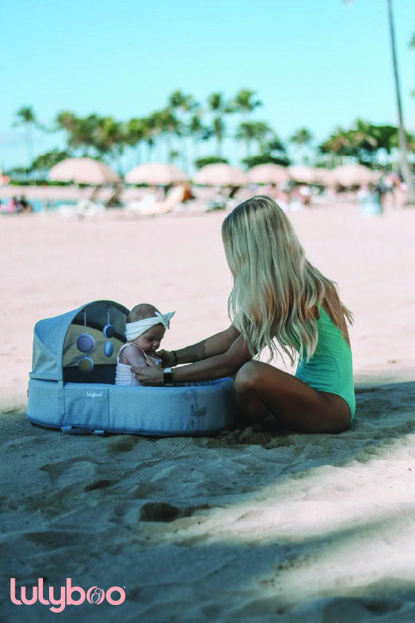 Mamas We Know That Your Urge To Get Your Baby To The Beach To Enjoy The Ocean Is Very Strong Luckily With Our B In 2020 With Images Beach Baby Travel