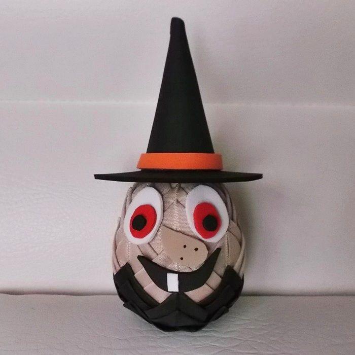 Falešný patchwork a Halloween | Moje mozkovna